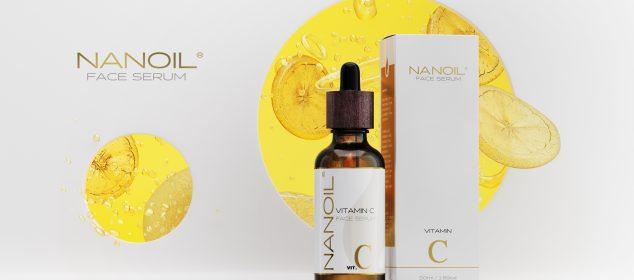 Nanoil sérum na tvár s vitamínom C